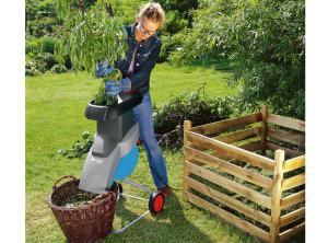 broyage et dechets verts de jardin