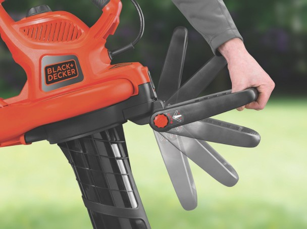 Black + Decker BDBV30 test